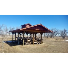 Party Area - Gazebo
