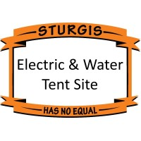 LOWRIDER  Tent Site With Electric and Water - CABIN RD