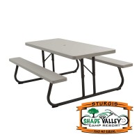 Personal Picnic Table